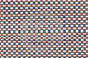 Bambú Tejido Imágenes de archivo libres de regalías - Imagen: 14236039
