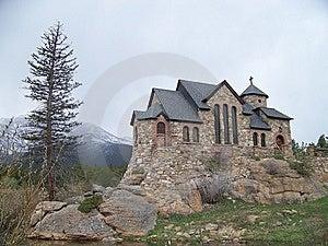 Historic Chapel Stock Photo - Image: 14238120