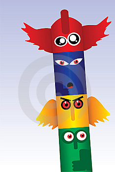 Totem Royalty Free Stock Images - Image: 14238359