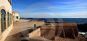 Ocean Views Royalty Free Stock Photos - Image: 14239228
