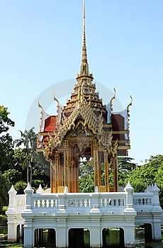 SaLa Thai Stock Image - Image: 14240171