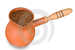Boiling Coffee Royalty Free Stock Photo - Image: 14242455