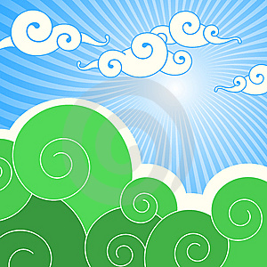 Abstract Background For Desig Stock Image - Image: 14243661