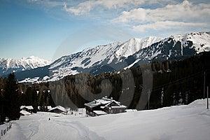 Alpine Hut Royalty Free Stock Photo - Image: 14251935