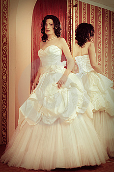 Brides Morning Royalty Free Stock Photography - Image: 14255067
