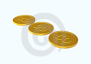 Coin Stock Images - Image: 14263934