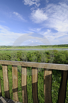 View From The Watchtower Royalty Free Stock Photography - Image: 14264087