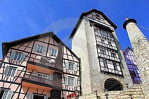 Architechture Royalty Free Stock Photography - Image: 14264987