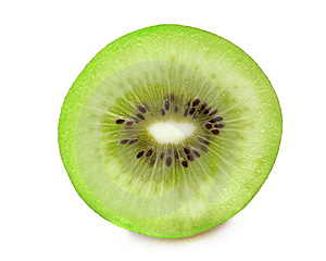 Piece Of  Kiwi Fruit Royalty Free Stock Photo - Image: 14265425