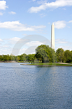 Washington Monument Landmark Park Washington, DC Stock Image - Image: 14267521