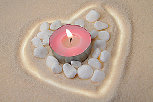 Valentine Decoration Stock Photos - Image: 14269203
