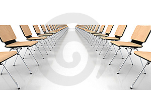 Chairs Royalty Free Stock Image - Image: 14269796