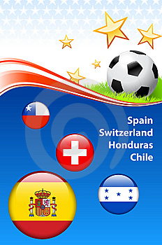 Global Soccer Football Event Royalty Free Stock Photos - Image: 14272698