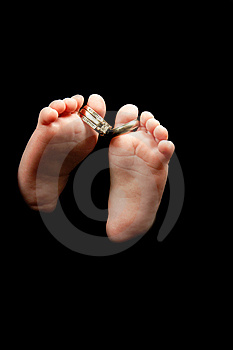 Baby Feet Stock Images - Image: 14277344