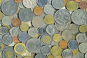 Many Coin Stock Images - Image: 14278994