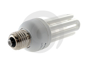 Energy-efficient Lamp Royalty Free Stock Photos - Image: 14279028