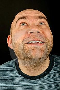 Man Portrait Stock Image - Image: 14279861