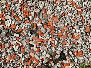 Quartz Sand With Orange Color Tiles Texture Backgr Stock Photo - Image: 14279980