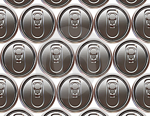 Aluminium Beer Cans Royalty Free Stock Photography - Image: 14281627