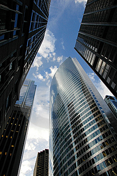Chicago Skyscrapers Royalty Free Stock Image - Image: 14282046