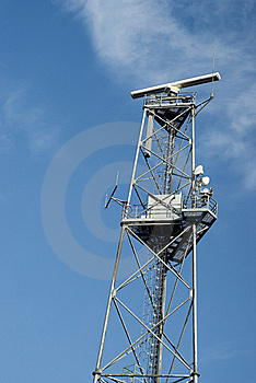 Technical Radar Royalty Free Stock Image - Image: 14282236