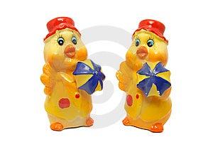 Yellow Ducks Stock Photo - Image: 14283070