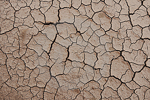 Cracked Desert Background Texture Stock Photography - Image: 14284092