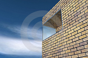 Architectur Detail Illustration Royalty Free Stock Photos - Image: 14285008
