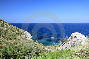 The Beautiful Zingaro Sicily Italy Royalty Free Stock Photo - Image: 14288365