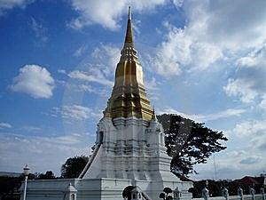 Pagoda In Ayutthaya Stock Photo - Image: 14289560