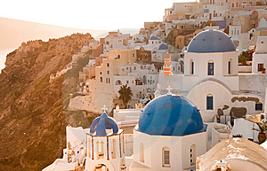 Greek Church Stock Photos - Image: 14294243