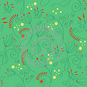 Original Seamless Pattern Stock Photos - Image: 14296533