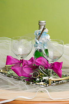Champaign Stock Image - Image: 14299761
