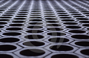 Brick Grating Stock Images - Image: 1432964