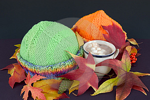 Stocking Caps Stock Image - Image: 1433101