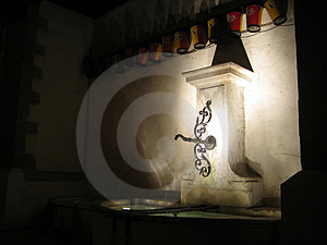 Geneva Fountain Royalty Free Stock Images - Image: 1435529