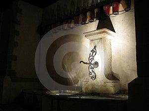 Geneva Fountain Royalty Free Stock Images - Image: 1435529