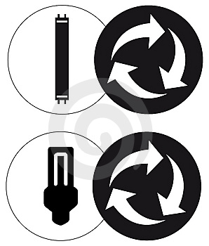 Recycling Symbols Stock Images - Image: 14302374