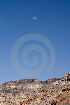 Moon Rising Stock Images - Image: 14302594