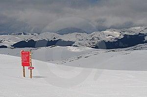 Valea Dorului, Sinaia, Romania Ski Resort View Stock Images - Image: 14317994