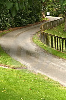 Path To Farm Royalty Free Stock Photography - Image: 14318217