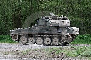 British Tank Stock Images - Image: 14319364