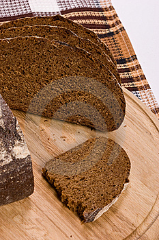 Brown Bread Royalty Free Stock Photos - Image: 14319848