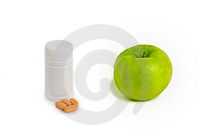 Different Vitamin Sources Stock Images - Image: 14320164