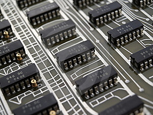 Circuit Board Stock Photo - Image: 14322720