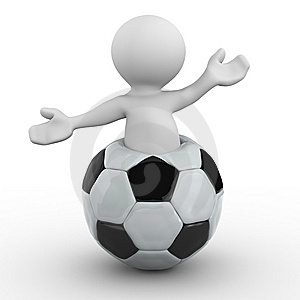 Inside Ball Stock Image - Image: 14324701