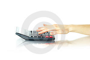 Calculator Royalty Free Stock Images - Image: 14328629