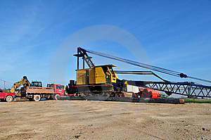 Heavy Machines Royalty Free Stock Photos - Image: 14330608