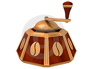 Ancient Coffee Grinder Stock Photography - Image: 14332212