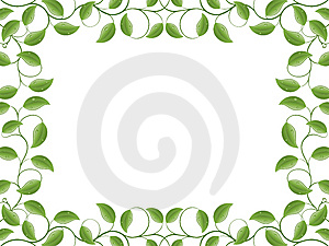 Floral Frame Royalty Free Stock Images - Image: 14332649